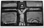 G. Rouault: Crucifixion