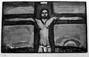 Rouault Crucifixion